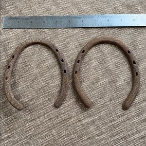 Other - Vintage horse shoe pair from an estate